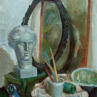 Натюрморт художника-живописца