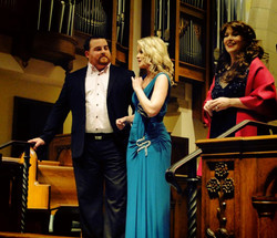 Concert at Church of the Redeemer