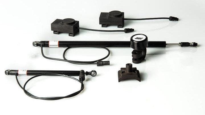 Motion Instruments DH/Enduro Pro data aquisition system