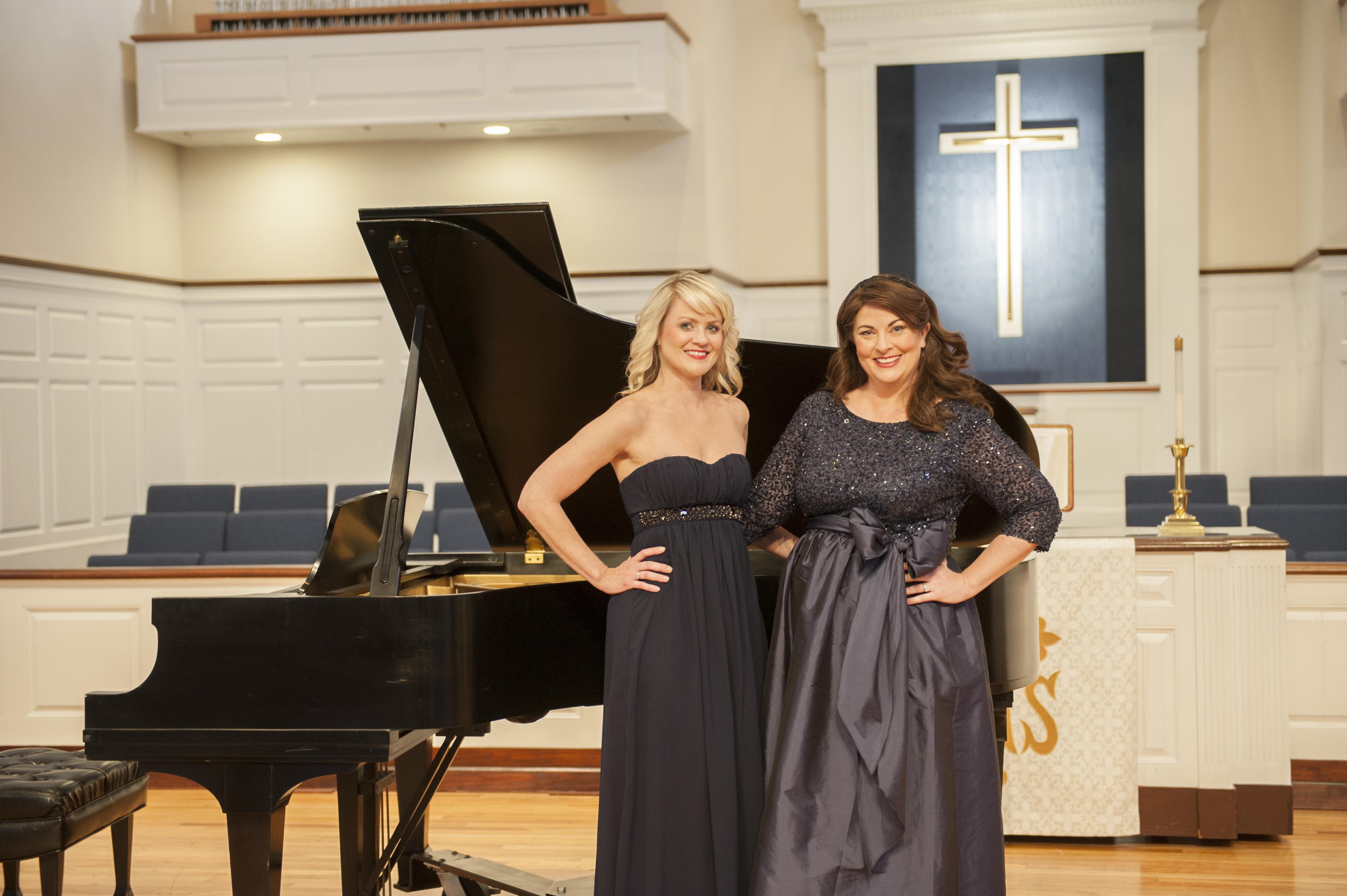 Johanna and Robyn