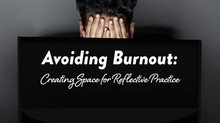 Avoiding Burnout: