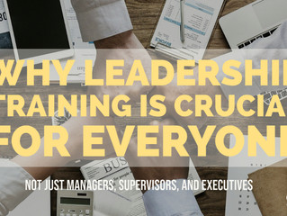 Why Leadership Training is Crucial for Every Individual