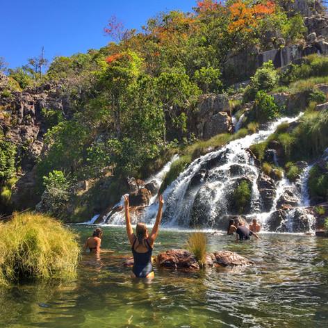 Cachoeira da Capivara