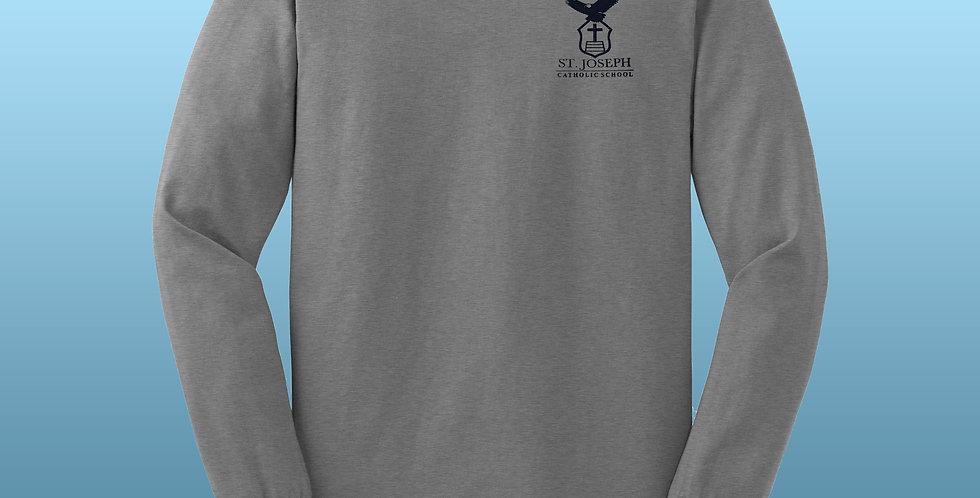 St. Joseph 100% Ultra Cotton Long Sleeve PE T-Shirt