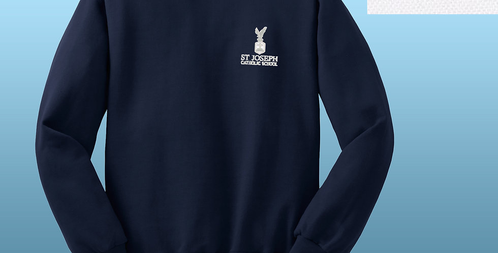 St. Joseph Crewneck NuBlend Quality Sweat Shirt | Pre-K