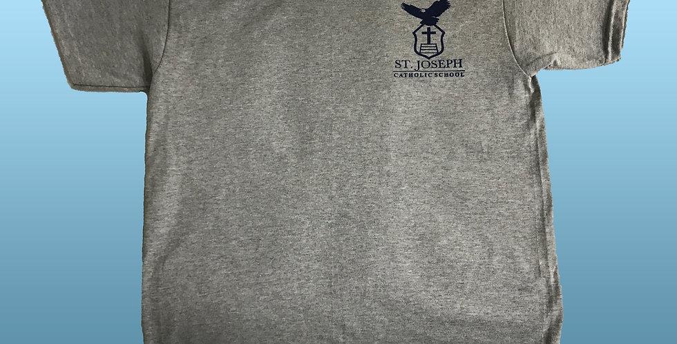 St. Joseph Quality 100% Ultra Cotton Athletic P.E.  T-Shirt