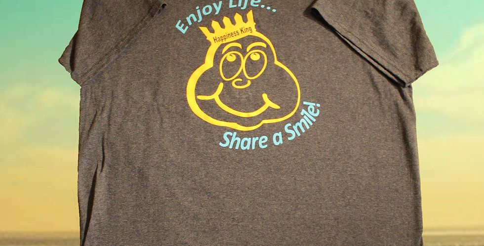 The Happiness King T-Shirt