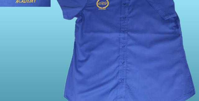 Easy Care Short Sleeve Port Authority Oxford