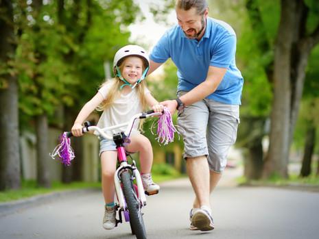 """""""Einige Kinder können noch nicht einmal unfallfrei auf ein Rad steigen"""""""