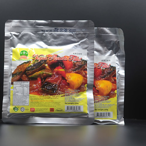 Vegan Assam Fillet