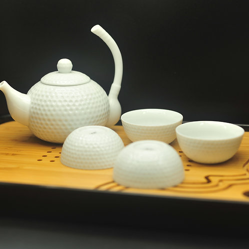 Golf Tea Set