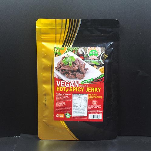 Vegan Hot & Spicy Jerky