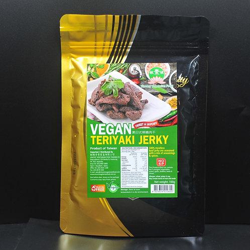 Vegan Teriyaki Jerky