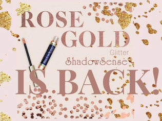 ROSE GOLD IS BACK!