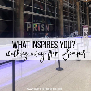 What Inspires You? : Seminar Inspired.
