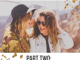 What's in it for Me? Part 2: RELATIONSHIPS.