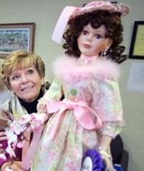 Evans Home 42nd Annual Doll Auction​