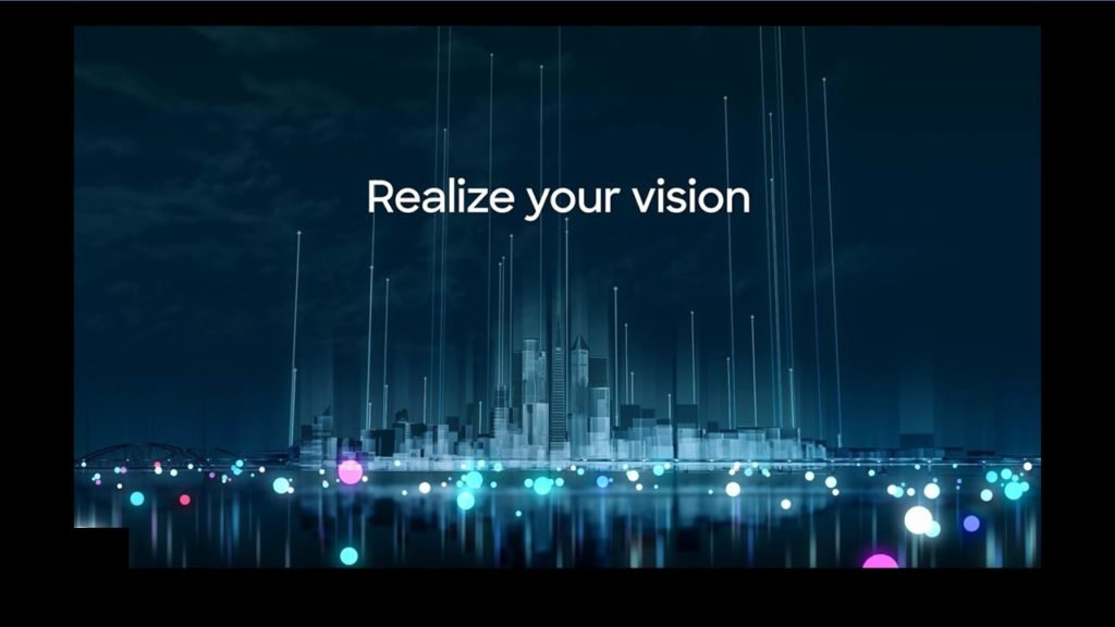 """Moving from """"Vision"""" to Reality"""