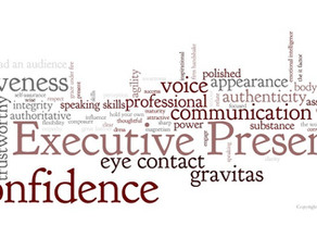 Finding Executive Presence