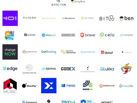 $300,000 Raised, 15 Charities, 50 Partners: What's next for #cryptoCOVID19?