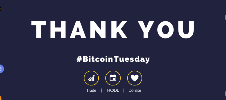 Rainn Wilson, Bitcoin and Nonprofits: Why #BitcoinTuesday's Cryptocurrency Fundraiser Worked.