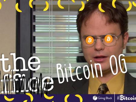 Rainn Wilson (Dwight Schrute from The Office) Fires Back at Mark Cuban Over Bitcoin