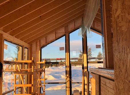 Mykingtoppen 38 - Tomt 39 - Hytte til salgs - Ferdig til sommeren 2020