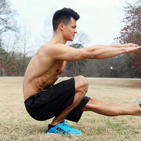 Bodyweight Exercises & Athletic Development