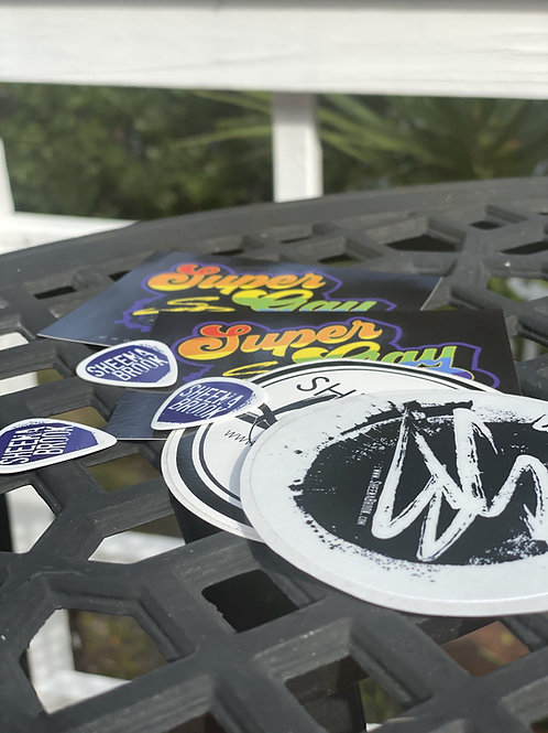 Sticker and Pick Pack