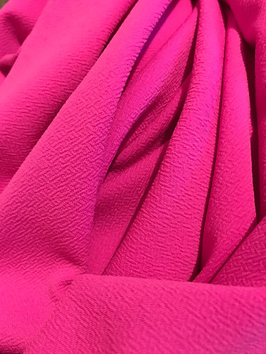 Hot Pink Double Knit