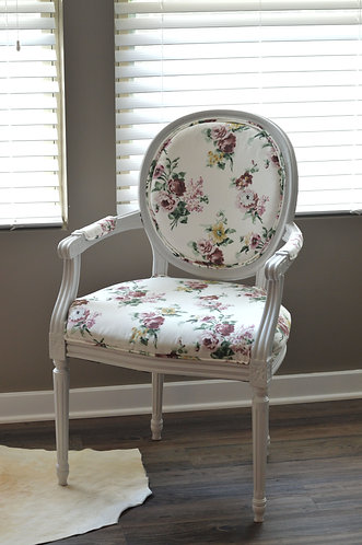 Shelby Chic French style chair