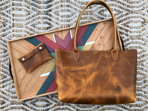 Abigail Tote with Wallet