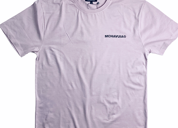 Organic Cotton T's with Registered Mchavuia Logo