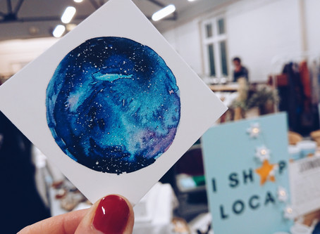 The Pop Up Emporium- a monthly makers market