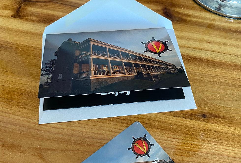 $10 VBC Gift Card