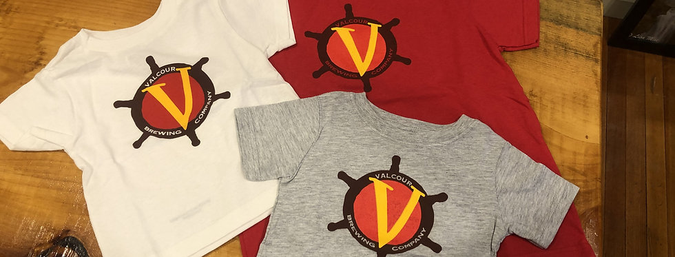 Children's Short Sleeve Shirt