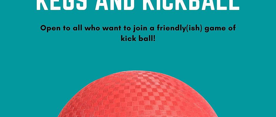 Kegs and Kickball