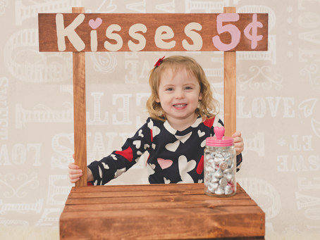Children's Holiday Photo Shoots in Saratoga
