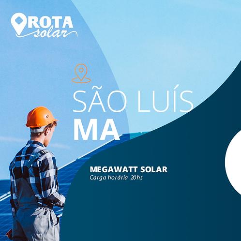Curso MEGAWATT Solar - SÃO LUÍS/MA