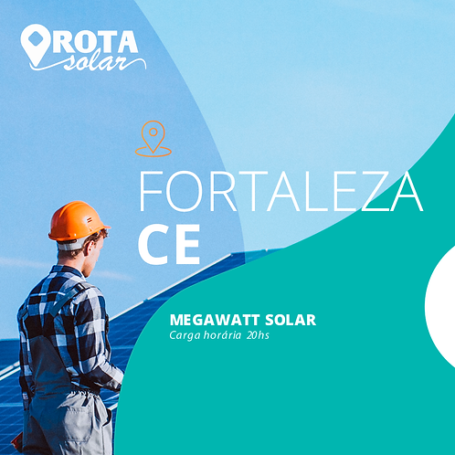 Curso MEGAWATT Solar - FORTALEZA/CE