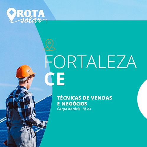 Curso Visão de Negócio e Processo de Vendas - FORTAEZA/CE