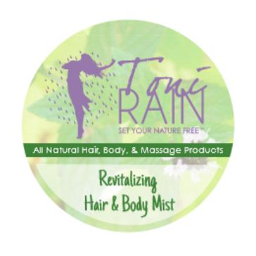 Revitalizing Hair/Body Mist