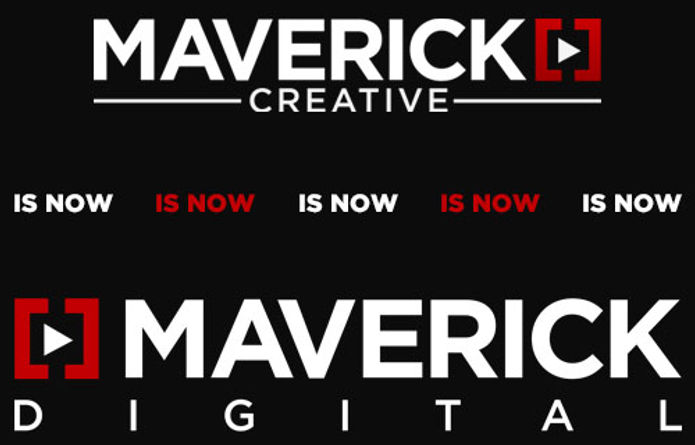 Maverick Creative Is Now Maverick Digital