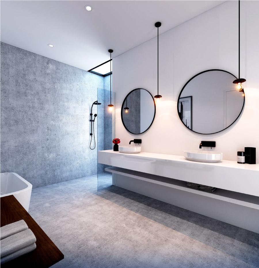 Placid Place Luxury Bathrooms