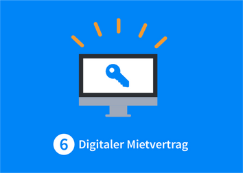 digitaler mietvertrag