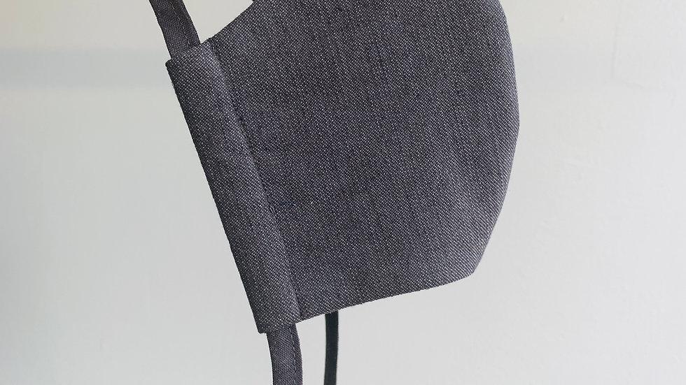 Mask (Denim) grijs