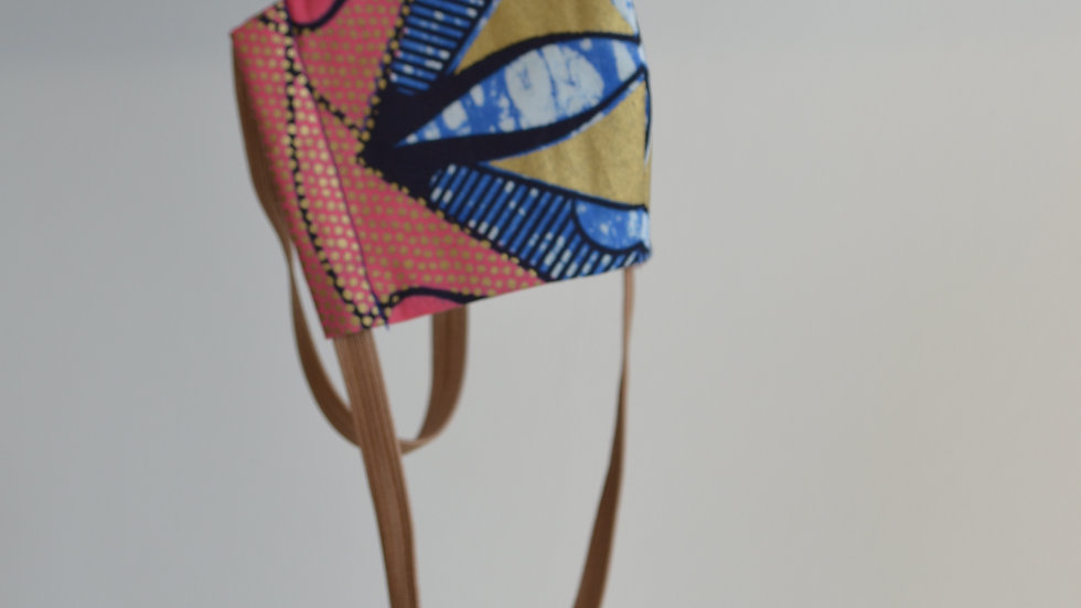 Mask (limited edition vlisco)