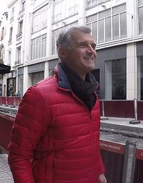 Nicolas en Solowheel dans Lille