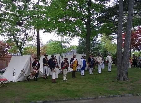 Living History Encampment & Free Colonial Concert!