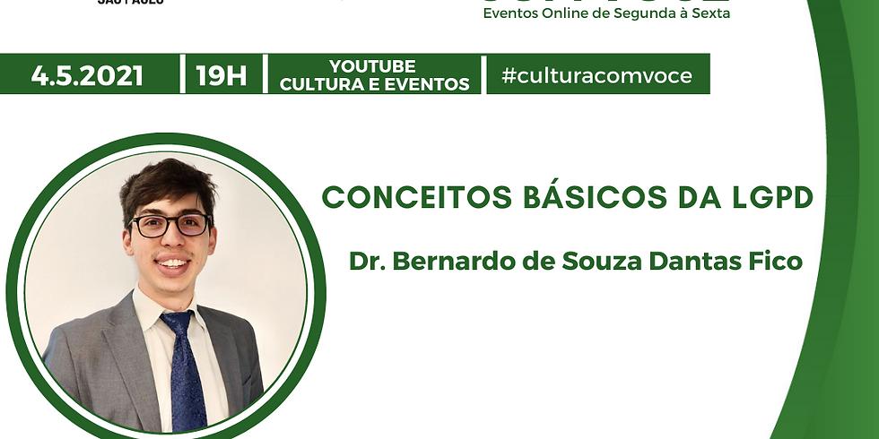 4.5.21 às 19h - Dr. Bernardo de Souza Dantas Fico